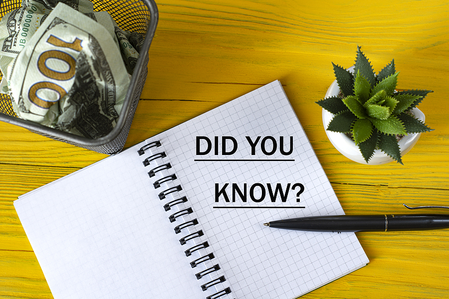 Did you know about debt collections